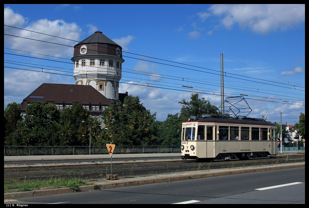 RHB 1122 Mannheim Luzenberg