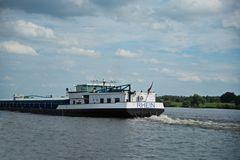 Rhein auf der Elbe