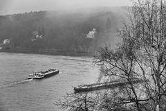 Rhein bei Remagen