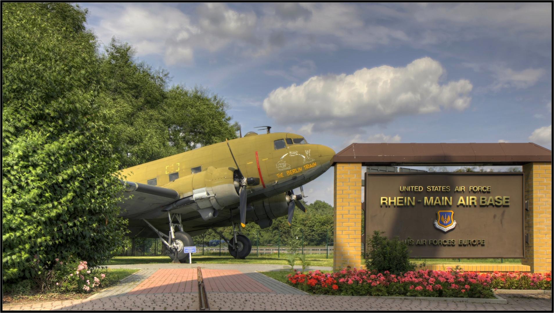 Rhein-Main Air Base 3