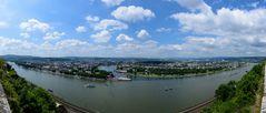 Rhein-Mosel-Panorama