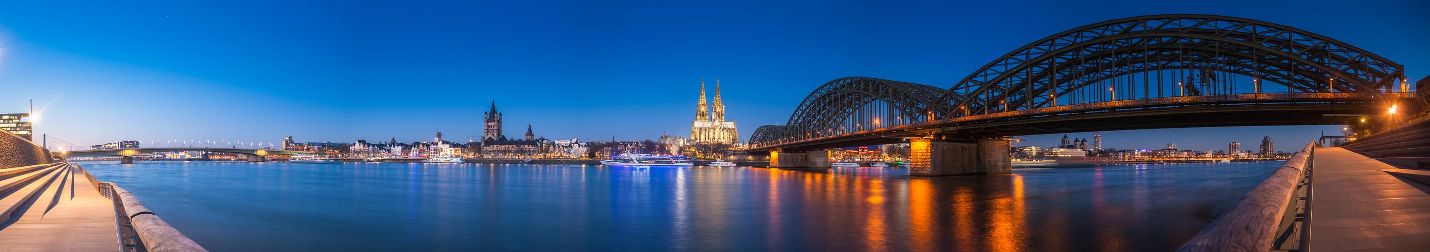 Rhein-Panorama