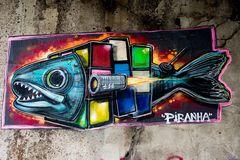 Rhein-Piranha