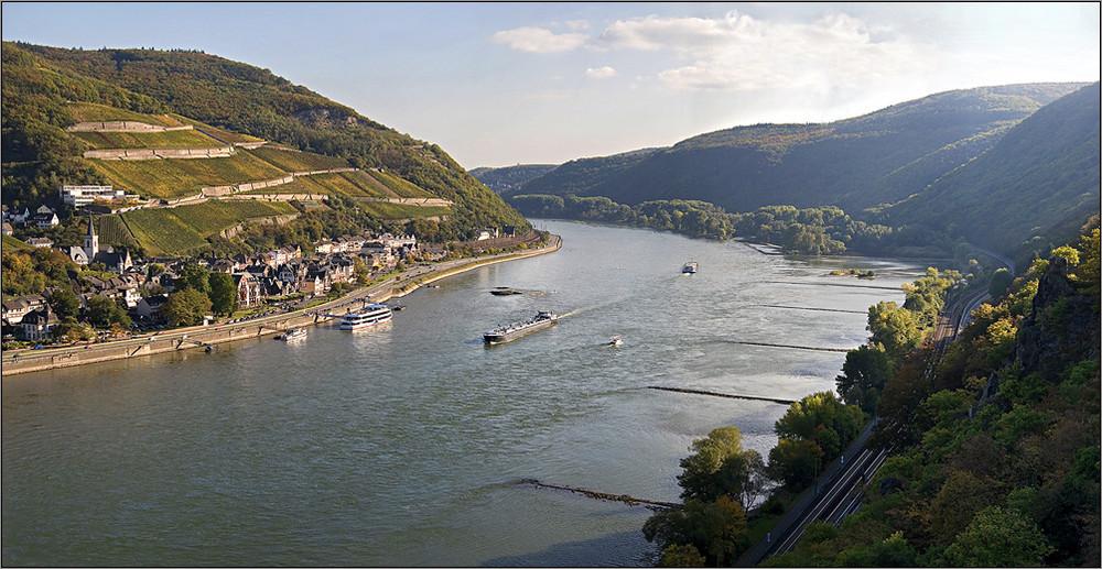 Rhein - Schifffahrt