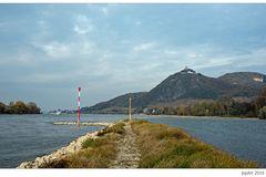 Rheinabwärts...