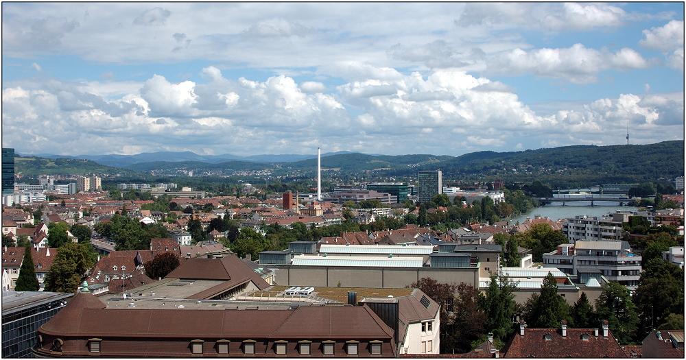 ... Rheinaufwärts ...