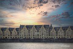 Rheinauhafen ..... zu Köln