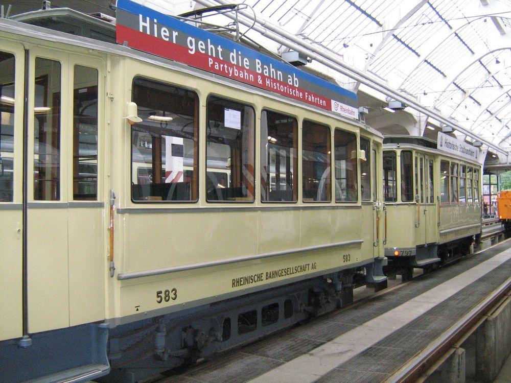 Rheinbahn Nr: 583