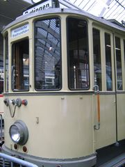 Rheinbahn Nr: 583 Führerstand