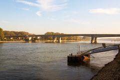 Rheinbrücke bei Worms