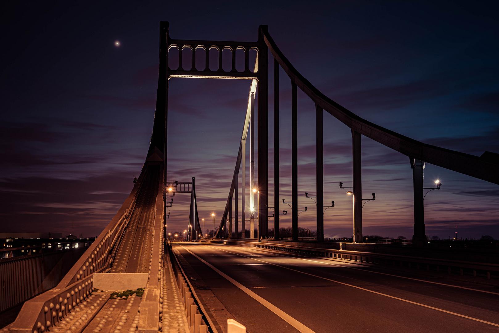 Rheinbrücke Krefeld-Uerdingen