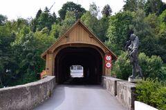 Rheinbrücke Rheinau–Altenburg