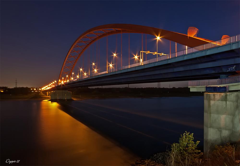 Rheinbrücke Rheinhausen 2