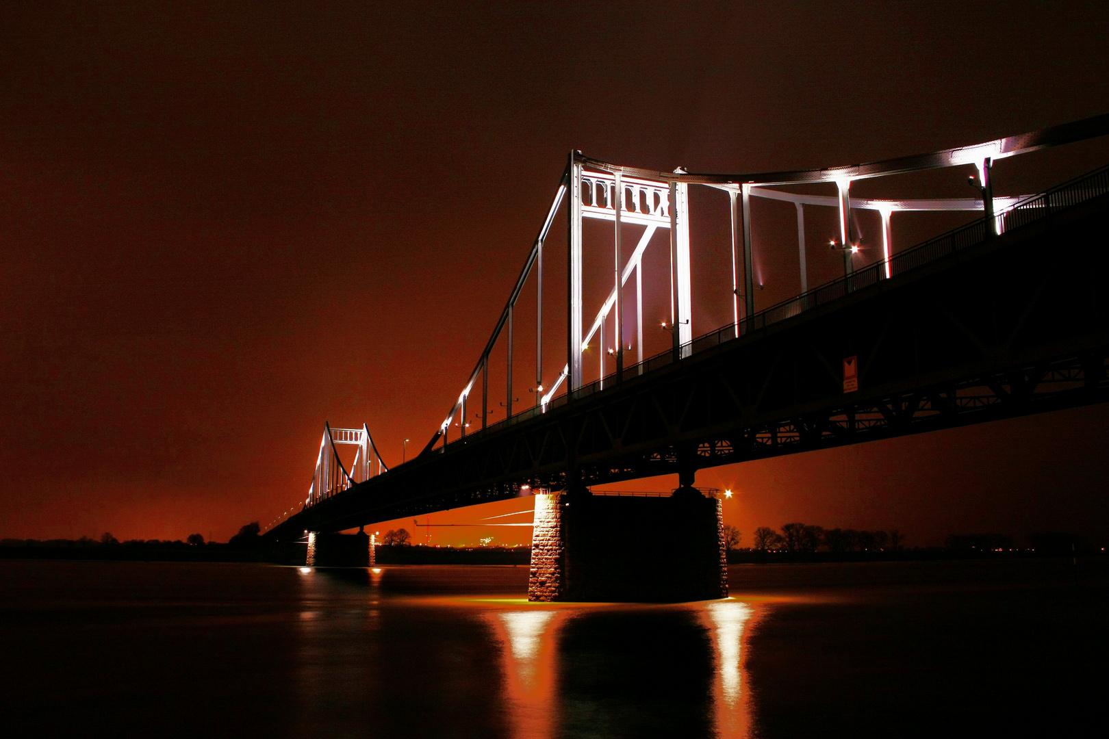 Rheinbrücke Uerdingen