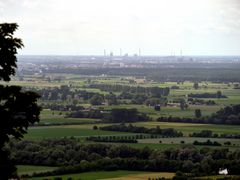 Rheinebene bei Heppenheim