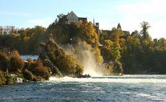 Rheinfall bei Schaffhausen in der Schweiz
