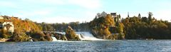 Rheinfall bei Schaffhausen/Schweiz