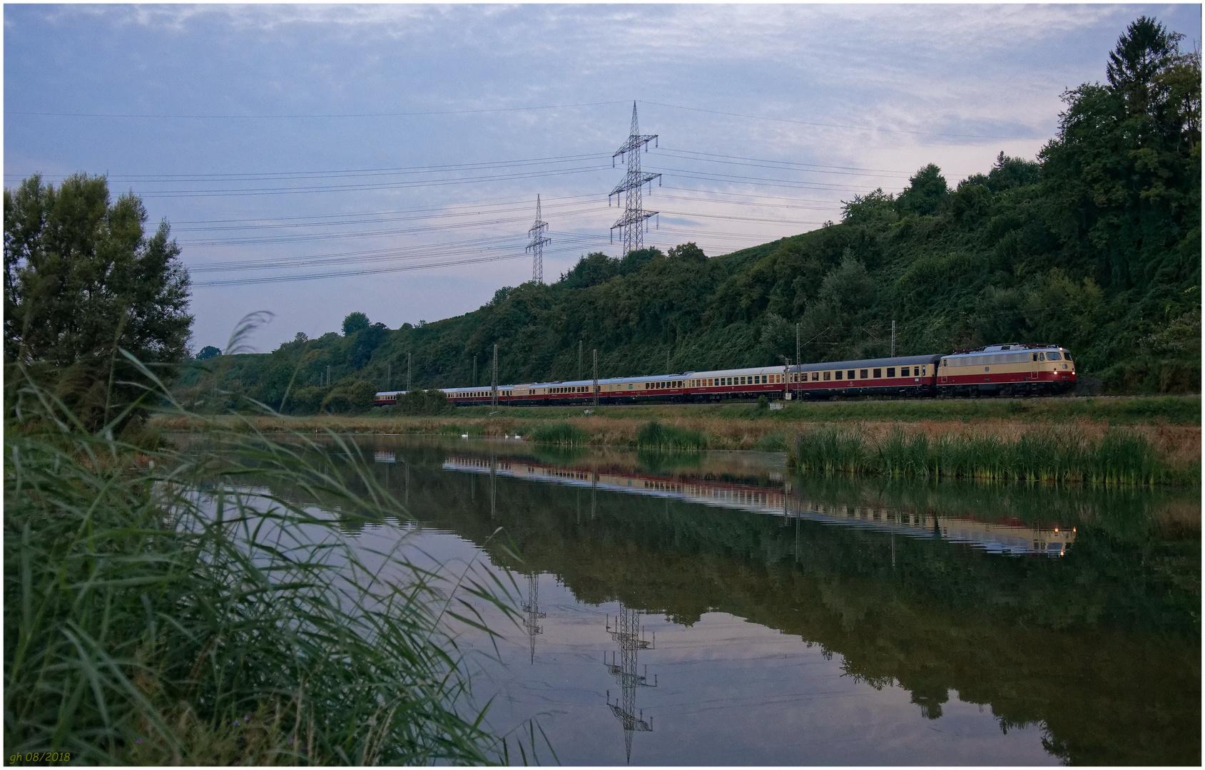 Rheingold oder Schwanensee?