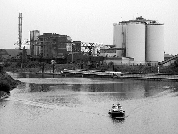 Rheinhafen Krefeld-Linn II