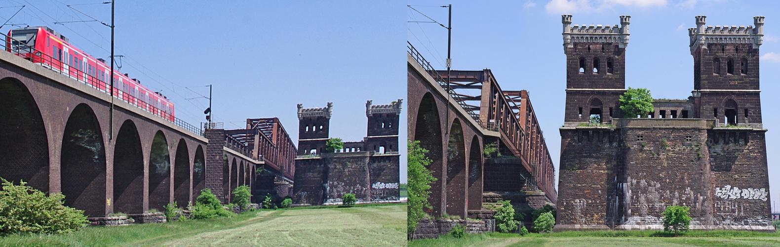 Rheinhauser Brücke