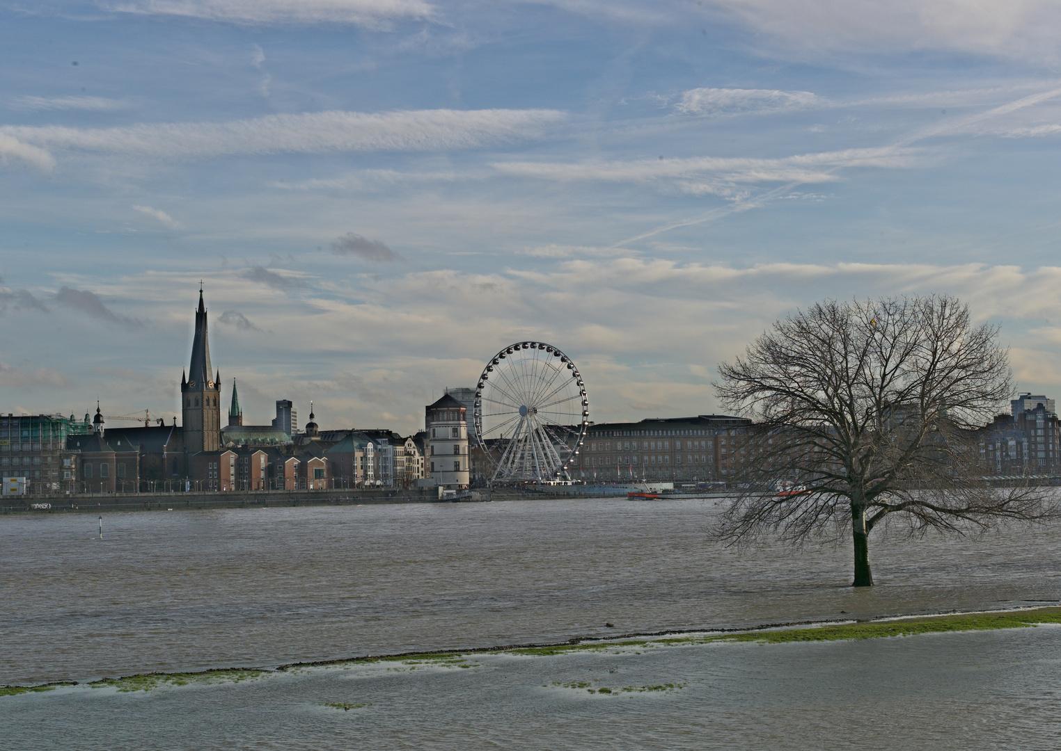 Dusseldorf Wetter