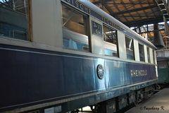 Rheinisches Industriebahn-Museum - Rheingold