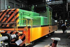 Rheinisches Industriebahn-Museum - Werkslok - (Diesel oder Elektro?)