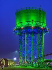 Rheinpark - Wasserturm
