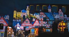 Rheinpartie: Burg Rheinfels (2)
