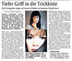 Rheinpfalz vom 15.03.09