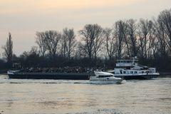 Rheinschiff Montanara