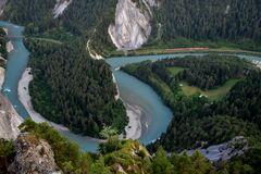 Rheinschlucht-  The Swiss Grand Canyon