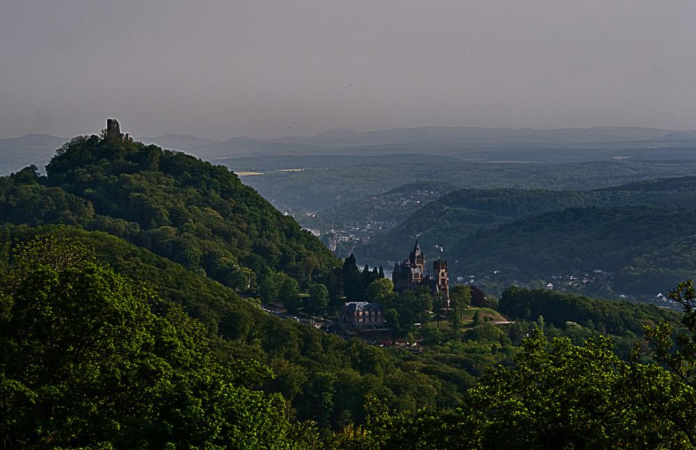 Rheinsteig - Königswinter VII