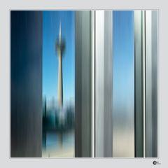 Rheinturmspiegelung