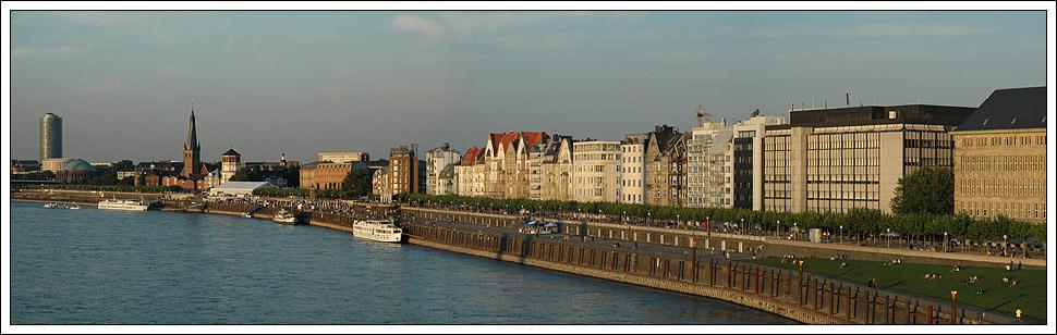 Rheinufer (Ausschnitt)