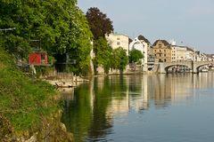 Rheinufer-Idyll