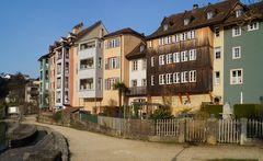 Rheinufer Laufenburg/CH