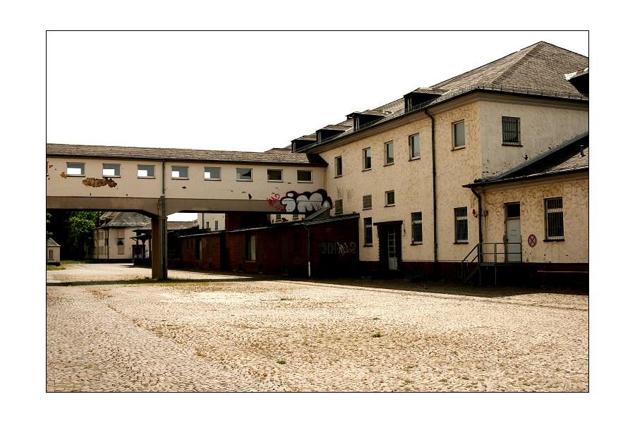 Rhenania #1 - Das ehemalige Gelände der Rhenania in Kassel.