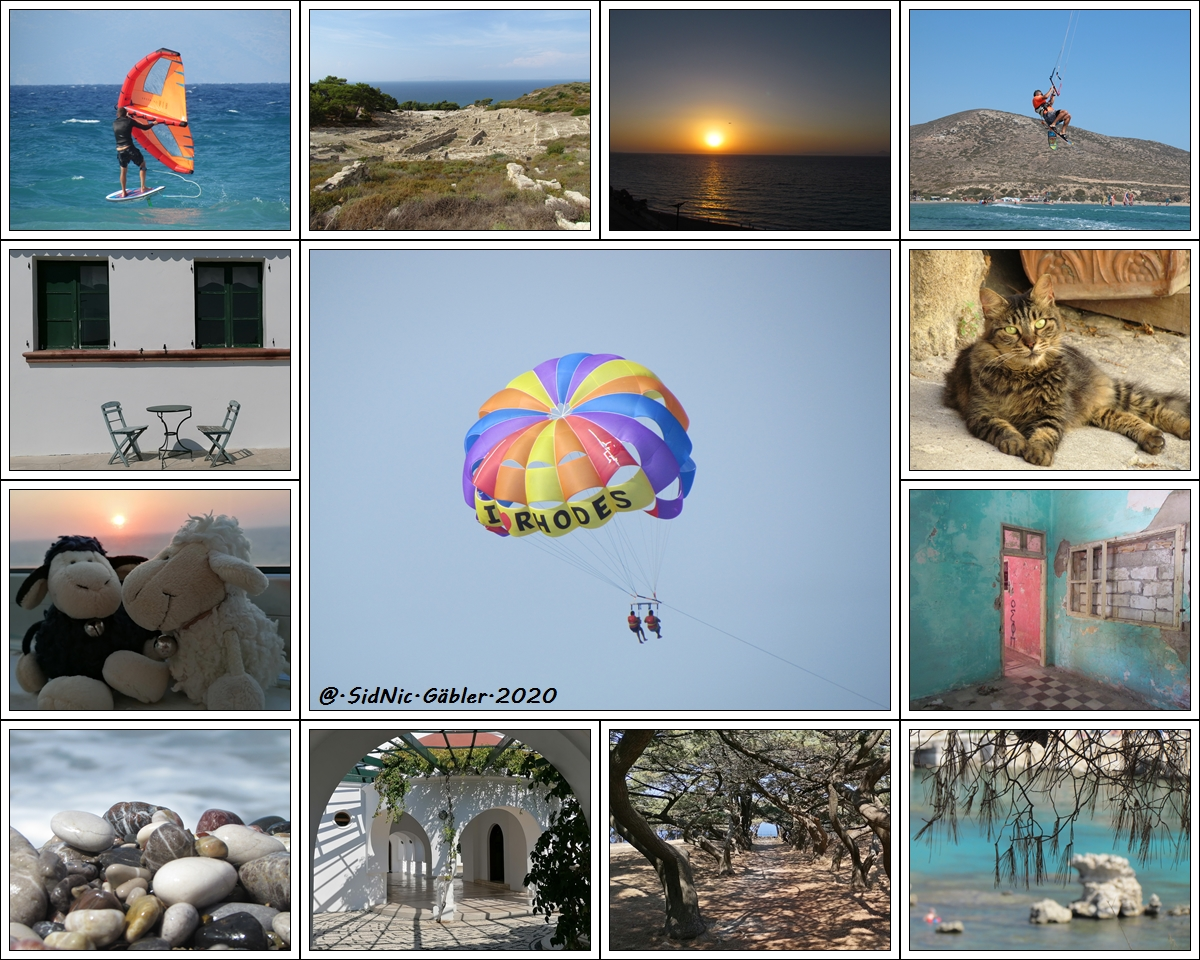 RHODES --- Moments in Greece