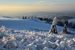 Rhön - Winter