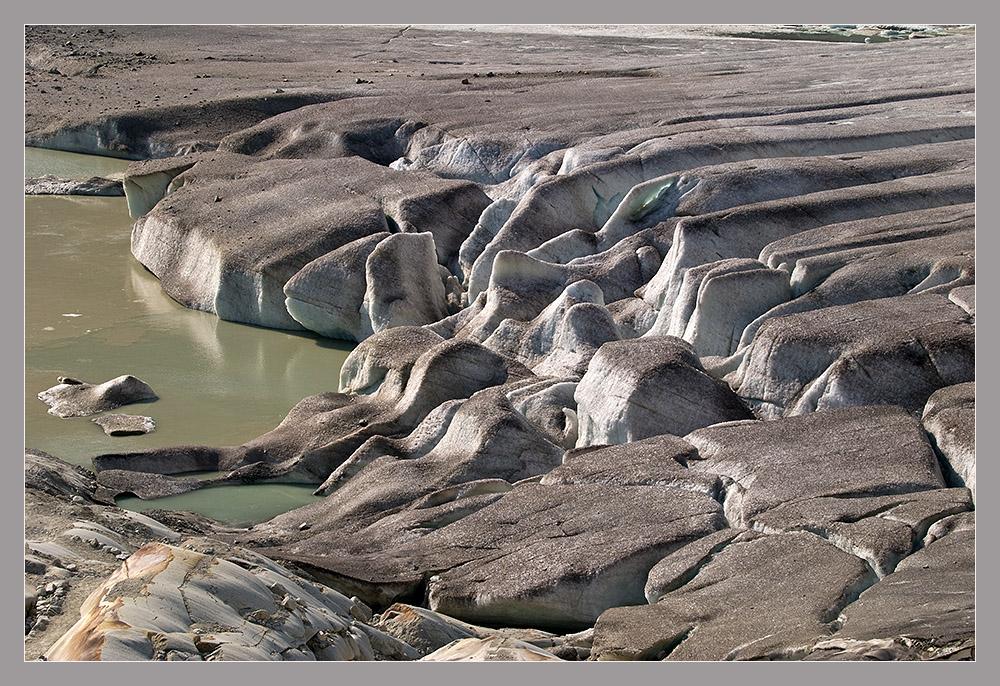Rhône Gletscher