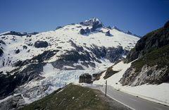 Rhonegletscher  1987
