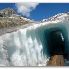 Rhonegletscher - Eishöhle #1