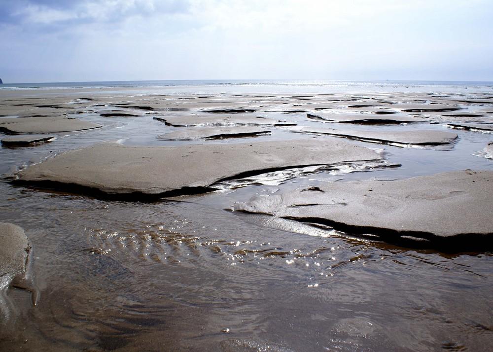 Rhossili Bay, Wales