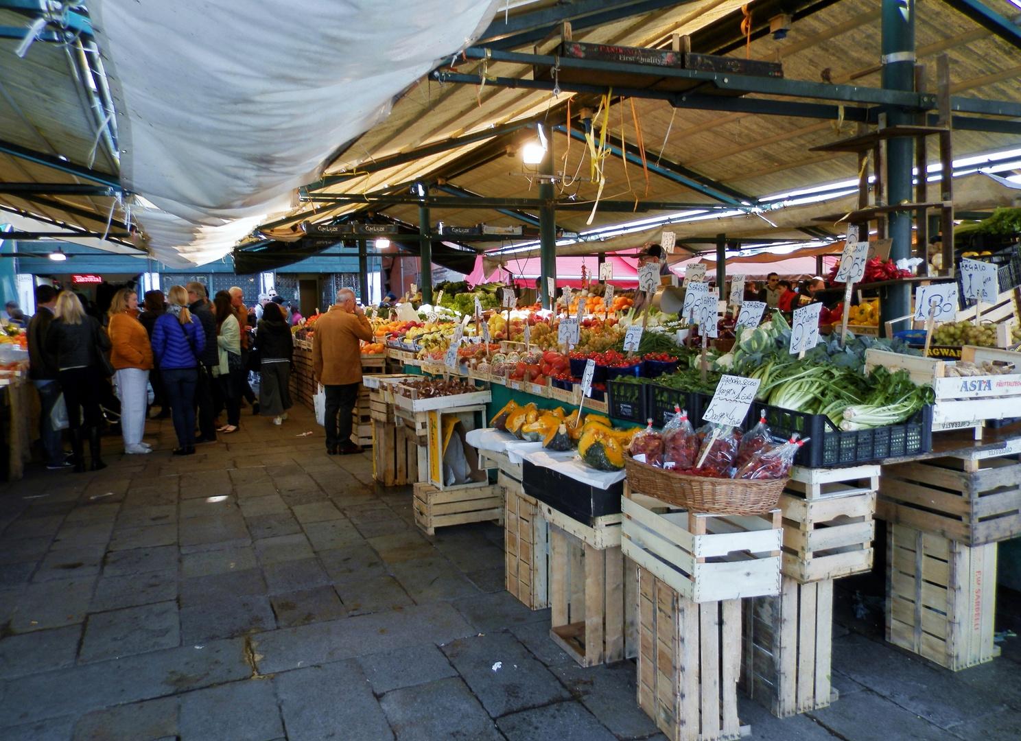 Rialto Vegetable Market