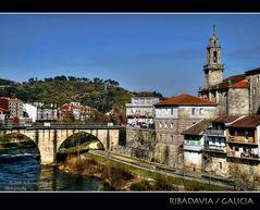 Ribadavia / Galicia / Spain