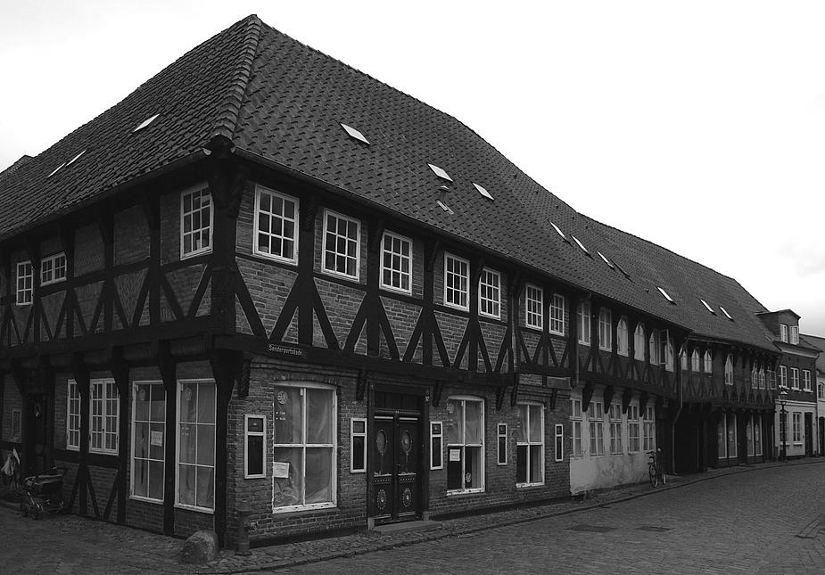 Ribe, Sønderportsgade