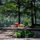 Ribicev Laz, Alpes Julianos, Eslovenia