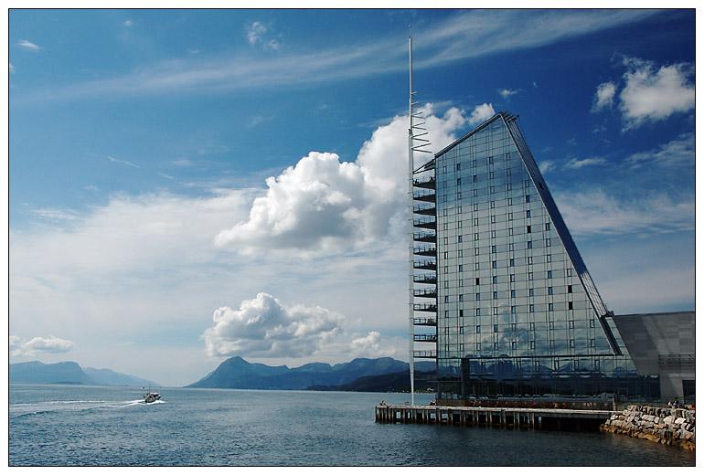 Rica Seilet Hotel Molde, Norwegen