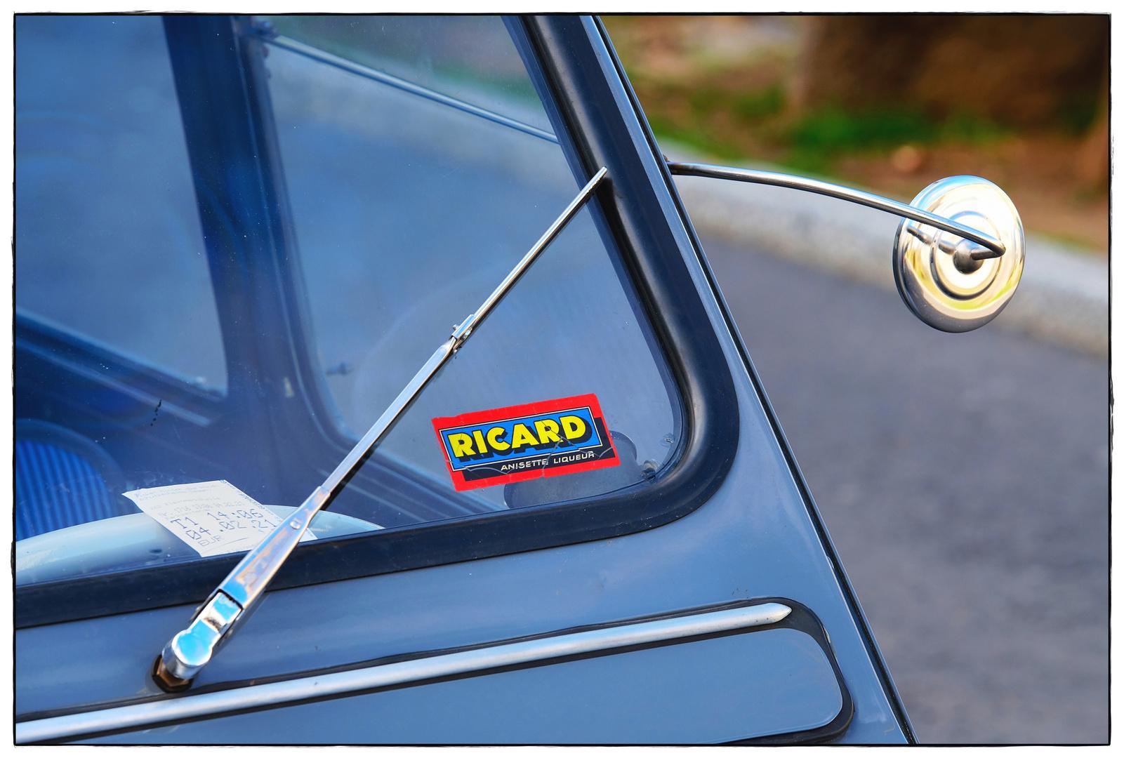 Ricard in Frankfurt